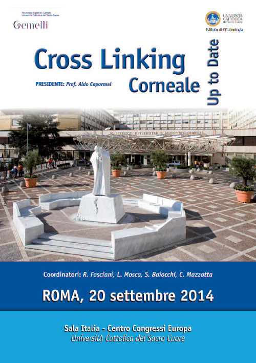 Cross Linking Corneale