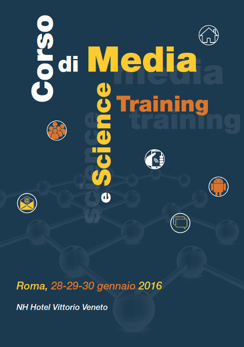 Corso di Media e Science Training