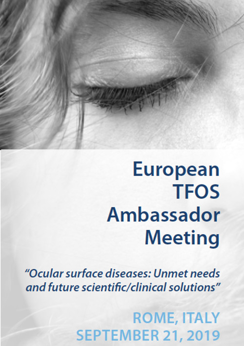 European TFOS Ambassador Meeting